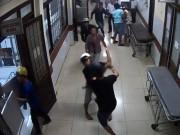 An ninh Xã hội - Hai băng nhóm truy sát trong bệnh viện ở Cà Mau