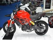 Ducati Monster 797 về Đông Nam Á giá 261 triệu đồng