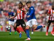 Sunderland - MU: Thẻ đỏ & bữa tiệc 3 bàn