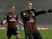Bóng đá - AC Milan - Palermo: Bắt nạt kẻ sa cơ