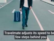 Công nghệ thông tin - Video: Chiếc vali công nghệ tự mình lẽo đẽo theo chủ nhân
