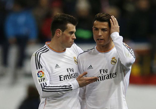 Real Madrid: Sự đố kỵ làm hại Ronaldo và Gareth Bale - 1