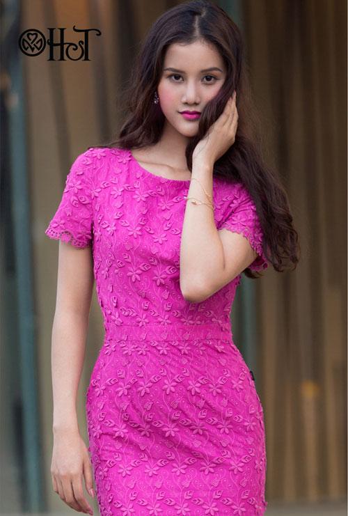 Hương Ly xuất hiện mới lạ trong BST mới của thương hiệu H&T - 12