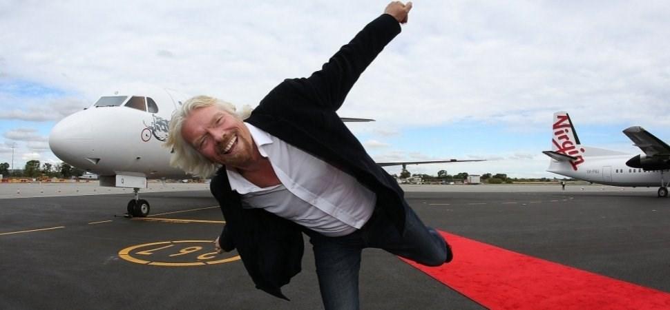 Tỷ phú Richard Branson: Muốn thành công, hãy suy nghĩ như một đứa trẻ - 1