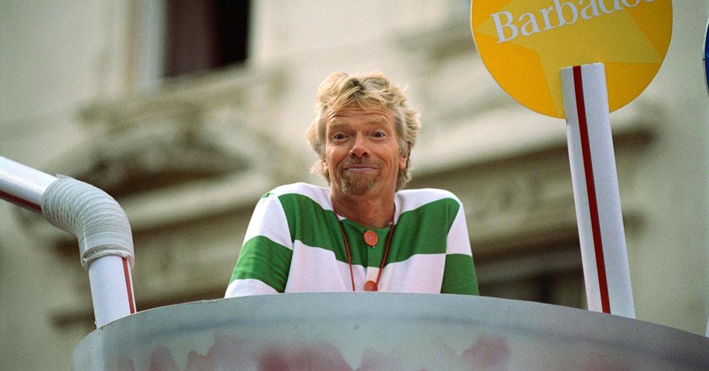 Tỷ phú Richard Branson: Muốn thành công, hãy suy nghĩ như một đứa trẻ - 2