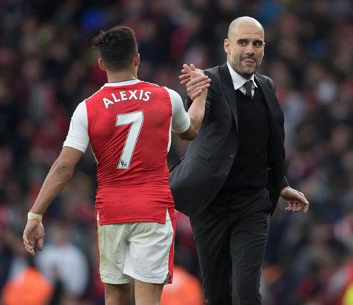 Bị fan Arsenal quay lưng, Sanchez quyết chí về Man City - 2