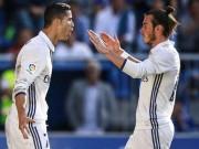 Bóng đá - Real Madrid: Sự đố kỵ làm hại Ronaldo và Gareth Bale