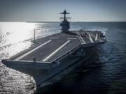 """Thế giới - Mỹ thử nghiệm tàu sân bay """"tàng hình"""" đắt nhất lịch sử"""