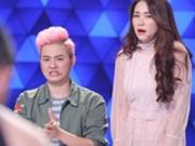 Hòa Minzy cứng đờ người vì chàng trai quá liều lĩnh trên truyền hình