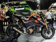 Thế giới xe - Hút mắt Yamaha M-Slaz độ đồ mới cao cấp