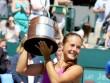 BXH tennis 10/4: Mỹ nữ xinh như Sharapova lọt top 30