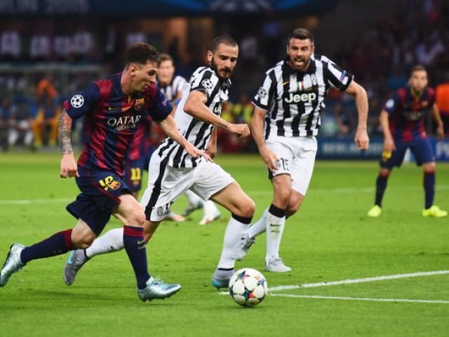 Đấu Juventus, Barca sinh biến: Messi & ám ảnh lịch sử