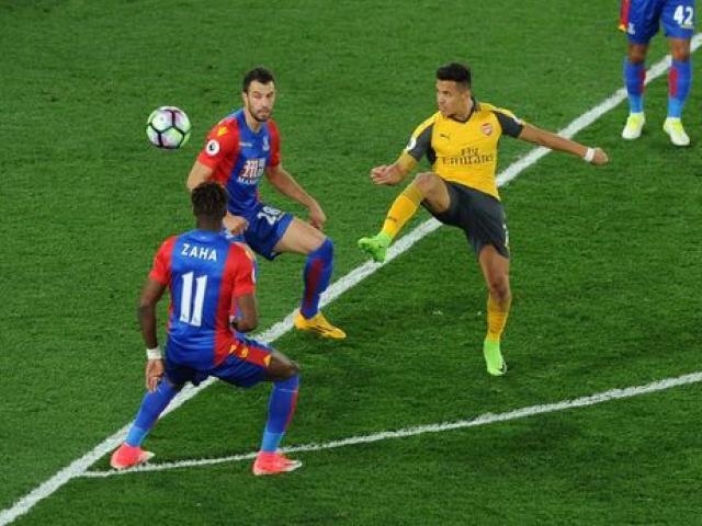 Crystal Palace – Arsenal: Siêu phẩm & cái kết khó tin