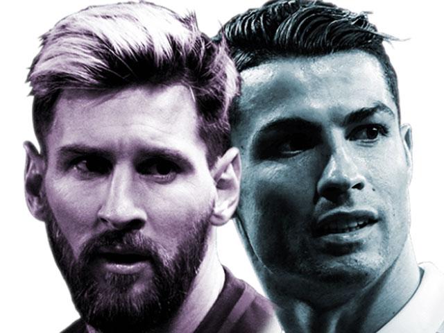 Ronaldo – Messi đua 100 bàn cúp C1: Thiên hùng ca bất hủ