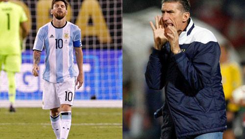 """Messi được hiến """"kế lạ"""", giảm án treo giò ĐT Argentina - 2"""