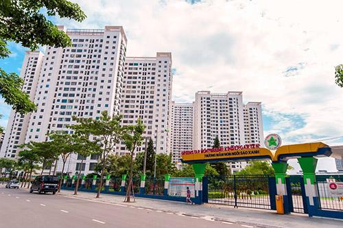 An Bình City vượt tiến độ, chính thức cất nóc tòa A5 - 4
