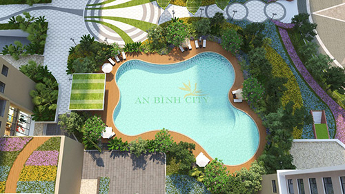 An Bình City vượt tiến độ, chính thức cất nóc tòa A5 - 5