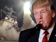 5 vũ khí Trump có thể dùng nếu leo thang quân sự ở Syria