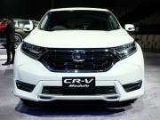 Ô tô - Honda CR-V 7 chỗ tuyệt đẹp trong bodykit Modulo