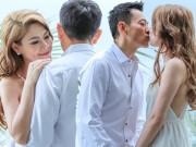 """Thanh Thảo  """" nhẫn tâm """"  để bạn trai Việt kiều thế vai người yêu cũ"""