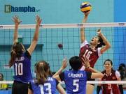 Thể thao - Lịch thi đấu bóng chuyền nữ quốc tế VTV9 - Bình Điền 2017