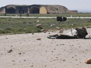 """Mỹ:  """" Mưa tên lửa """"  Tomahawk phá hủy 92 chiến đấu cơ Syria"""
