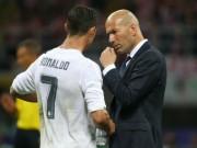 Bóng đá - Real - Zidane muốn hạ bệ Ronaldo, có dám hy sinh Cúp C1?