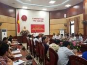 Vụ hotgirl Quỳnh Anh: Uỷ ban kiểm tra Tỉnh uỷ vào cuộc
