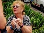 Tin tức trong ngày - Ông Đoàn Ngọc Hải trần tình việc bồi thường cho du khách ngã dập mặt trên phố