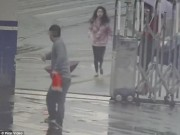 An ninh Xã hội - Cướp xong tìm chỗ nấp, gã trai vào nhầm đồn cảnh sát