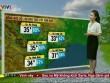 Dự báo thời tiết VTV 11/4: Bắc Bộ ngày nóng rát, đêm có dông