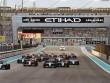 Lịch thi đấu đua xe F1: Abu Dhabi GP 2017