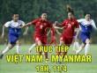 Chi tiết ĐT nữ Việt Nam - Myanmar: Thành quả xứng đáng (KT)