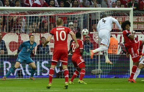 """Real đấu Bayern: Quên Ronaldo đi, thành bại ở """"đại ca"""" Ramos - 3"""