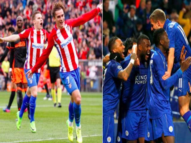 "Atletico Madrid - Leicester City : Hiểm địa chờ ""Bầy cáo"""