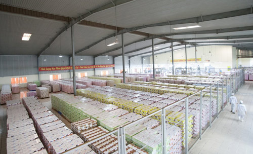 Khám phá nhà máy sữa gạo lứt tiêu chuẩn Quốc tế tại Việt Nam - 4