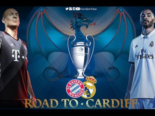 Bayern Munich - Real Madrid: Nóng bỏng