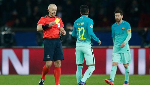 """Barca thua thảm: Nghi án """"đâm sau lưng"""", lười hơn cả thua PSG 0-4 - 2"""