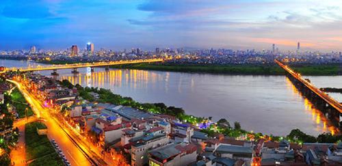 """Dự án """"hot """" View trực diện Sông Hồng sắp ra mắt tại quận Tây Hồ - 2"""