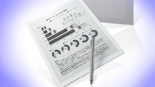 """Sony tung máy đọc sách """"siêu mỏng như tờ giấy"""" - 2"""