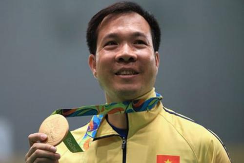 """Hoàng Xuân Vinh sau """"cơn mưa HCV"""": Ngán ai nhất ở SEA Games 29? - 1"""