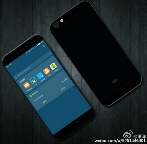 Xiaomi Mi 6 camera kép, giá rẻ sắp ra mắt - 2