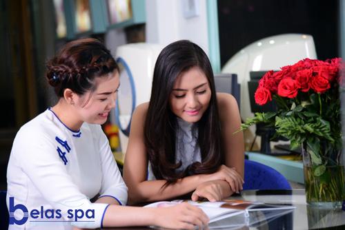 Hậu sinh con, Ngọc Lan tái xuất showbiz đẹp mặn mà - 3