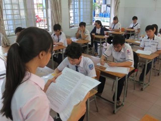 Giáo dục - du học - Sở GD&ĐT TP. HCM khuyến cáo thí sinh xem thông tin tuyển sinh 2017
