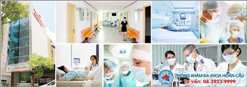 Phòng khám Đa khoa Hoàn Cầu – Địa chỉ vàng cho sức khỏe của bạn - 2
