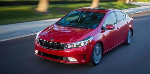 Những ô tô hạ giá đáng mua nhất đầu 2017 - 3