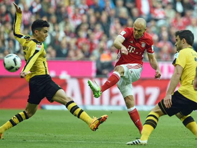 Bàn thắng đẹp V28 Bundesliga: Chân pha lê vẽ đường cong
