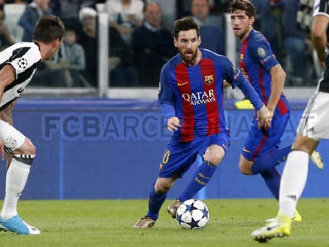 Barca thua sấp mặt: Vì La Masia, Messi và...