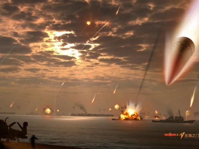 Nguy cơ nổ ra chiến tranh Mỹ-Trung vì Triều Tiên