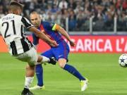 Bóng đá - Juventus - Barcelona: 3 đòn bị choáng, kỳ tích PSG khó lặp lại